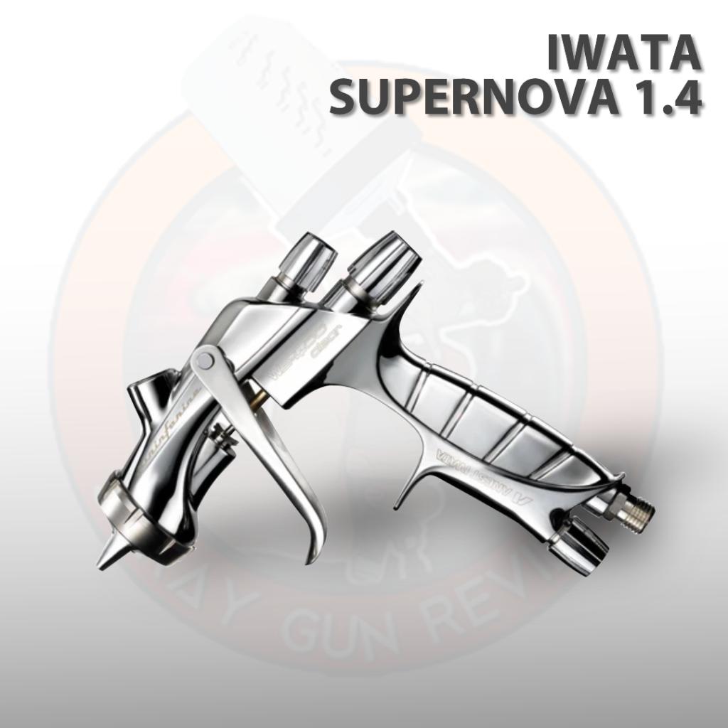 Iwata WS 400 Super Nova