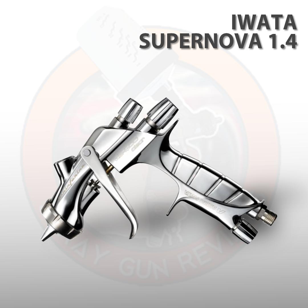 Iwata WS 400 Super Nova Review