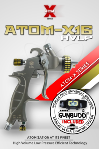 The Atom Mini X16 Spray Gun Review