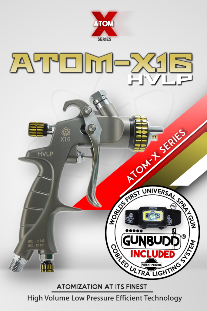 Atom X16 Spray Gun