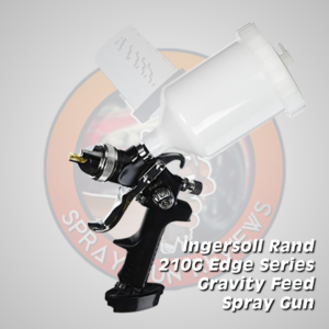 Ingersoll Rand 210G Edge Series Gravity Feed Spray Gun Review