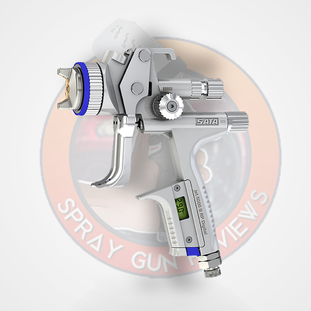 Read more about the article The SATAjet 5000-B RP Spray Gun Review