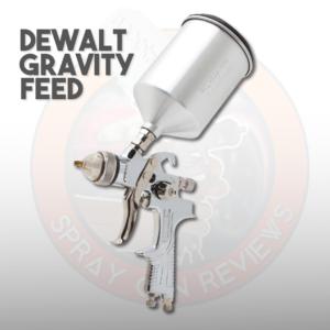 DEWALT HVLP Spray Gun Review