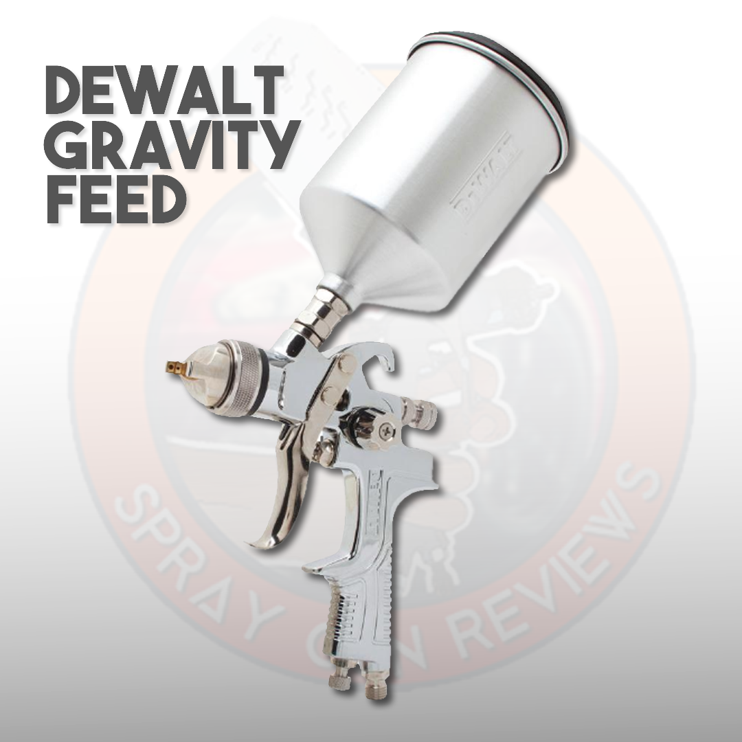 Read more about the article DEWALT HVLP Spray Gun Review