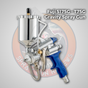 Fuji Spray 5175G – T75G Gravity Spray Gun Review