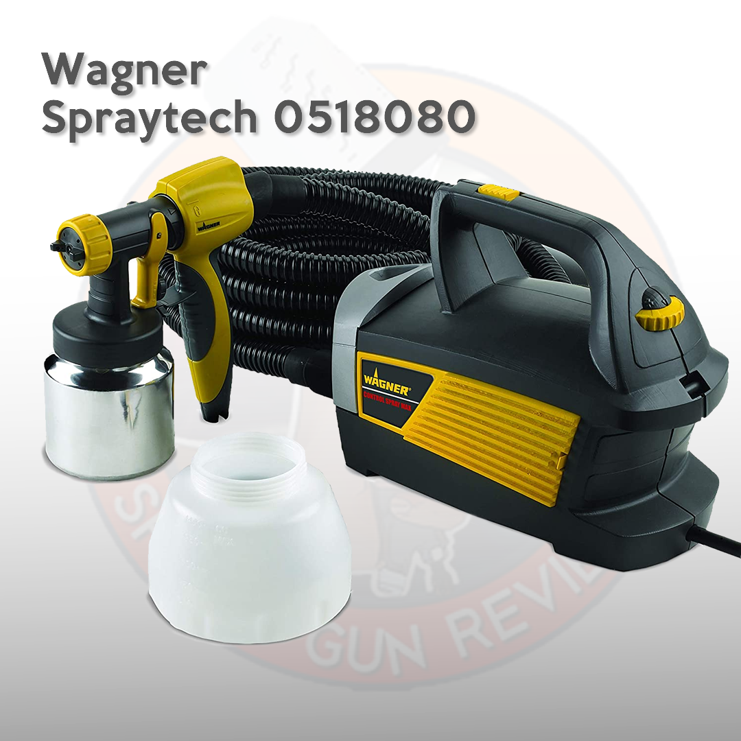 Read more about the article Wagner Spraytech 0518080 Control Spray Max HVLP Review